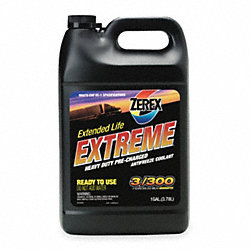 Antifreeze/Coolant, HD Ext. Life, 1 Gal
