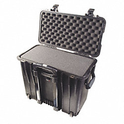 Equipment Protector Case, Top Loader, Blk