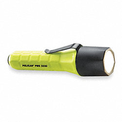Handheld Flashlight, 2 CR123 Batteries