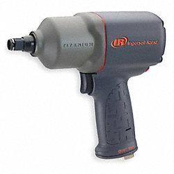 Air Impact Wrench, 1/2 In. Dr., 9800 rpm