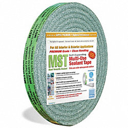 Expanding Sealant Tape, 3Inx6 ft, 76.2 mil