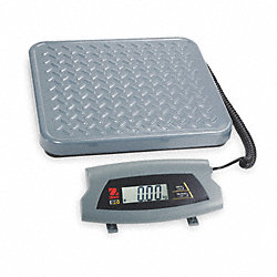 Digital Shipping & Rcvng Scale, 77 lb Cap