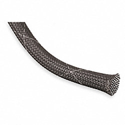 Sleeving, 1/8 In Flame Retardant, 10 Ft