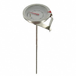 Bimetal Thermom, 1-3/4 In Dial, 0to180F
