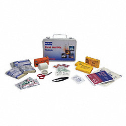 Vehicle First Aid Kit, People Served 6