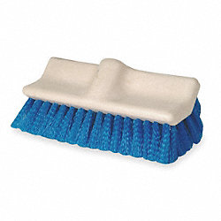 Scrub Brush, 10 In. Block, In. Trim