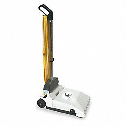 Upright Vacuum, Wide Mouth, Path 14 In