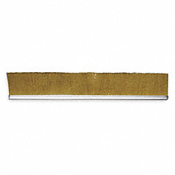 Strip Brush, 72 In L, Overall Trim 3 In