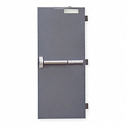 Security Door, Type CE, Steel