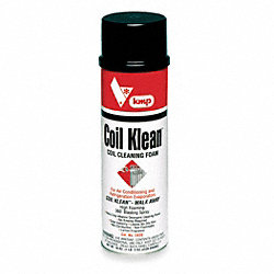 Aerosol Coil Cleaner, 19 Oz Can, White