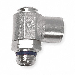 Speed Control Valve, Brass, 1/4 In, Screw