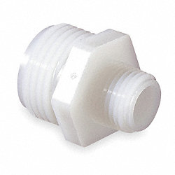 Garden Hose Adapter, 3/4x3/4 In, PK 10