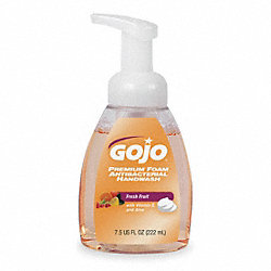 Antibacterial Soap, Size 7.5 oz., PK 6