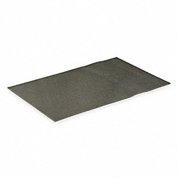 Master Foam Filter Pad, 48x72x1/4 in.