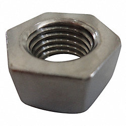 Hex Nut, Full, 3/4-10, 1 1/8 In, PK 20