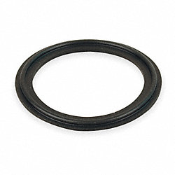 Gasket, 2 In Tube Sz, EPDM, 1500 PSI