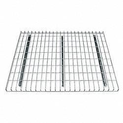Pallet Rack Wire Decking, 52 In. W