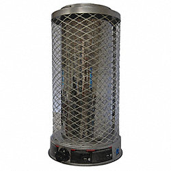Radiant Portable Gas Heater, NG