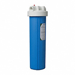 Filter Housing, High Flow, 1 In NPT