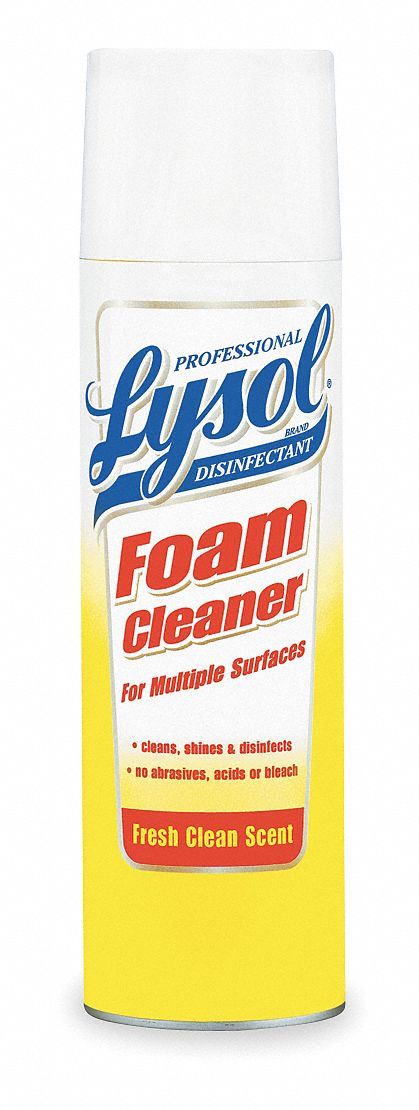 LYSOL Disinfectant Foam Cleaner, PK 12 by Lysol REC 02775 at Sears.com