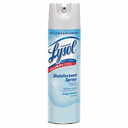 Disinfectant Spray, Size 19 oz., PK 12