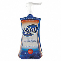 Antimicrobial Soap, Size 7.5 oz., PK 8