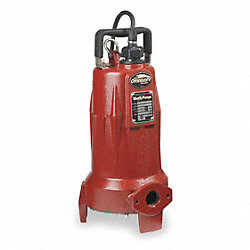 Grinder Pump, 2 HP, 440-460 Voltage