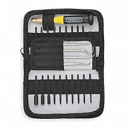 Multi Blade And Probe Set W/Case, 28 Pc