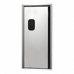 Door, Swinging, 3Ft, SS, Left Jamb