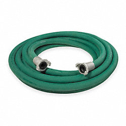 Sand Blast Hose, Coupled, 3/4 In ID, 25 Ft