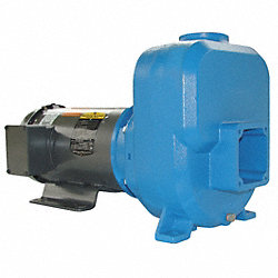 Centrifugal Pump, Self Priming, 5 HP