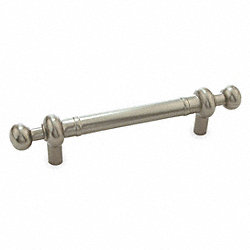Drawer Pull, Nickel, PK 5