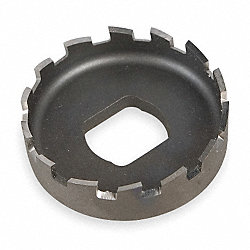 Hole Cutter, 7/8 In Dia, HSS, 3/8 In Hex