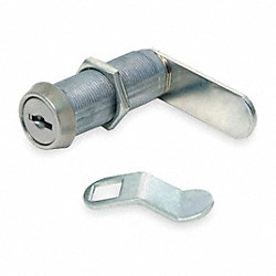 Disc Tumbler Cam Lock, Keyed Alike, SS