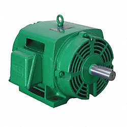 GP Mtr, 3 Ph, ODP, 125 HP, 1780 rpm, 405T