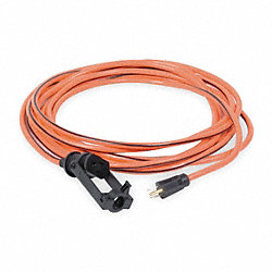 Extension Cord, E-Zee Lock(TM), 50Ft, 14/3