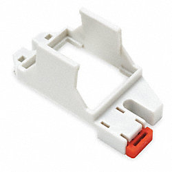 Mounting Adapter, DIN Rail, 1 Pole