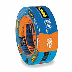Painters Masking Tape, Blu, 1-1/2In x 60Yd