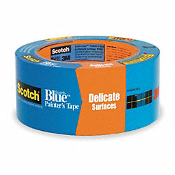 Painters Masking Tape, Blue, 2 In x 60 Yd