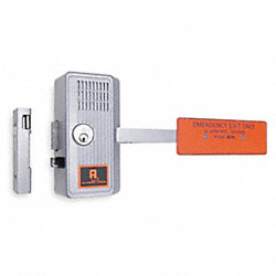 Paddle Bar Control Lock, Weatherproof