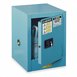 Corrosive Safety Cabinet, 22 In. H