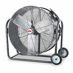 Air Circulator, 30 In, 6900 cfm, 115V