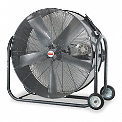Air Circulator, 36 In, 14, 000 cfm, 115V