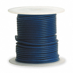 Wire, Automotive Primary, 10/1, 100Ft, Blue