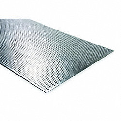 Anti-Slip Sheet, 36 In. W, HRPO Steel