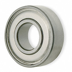 Mini Ball Bearing, Shielded, Bore 8.00mm
