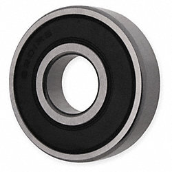 Radial Bearing, Sealed, Bore 15 mm