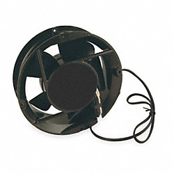 Axial Fan, 230VAC, 6-7/9In H, 6-7/9In W