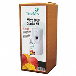 Air Freshener Starter Kit, Mango, PK 12