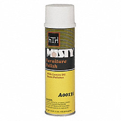 Furniture Cleaner and Polish, 18 oz., PK12
